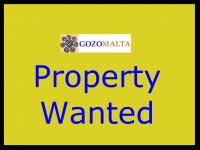 Property Wanted - Sliema