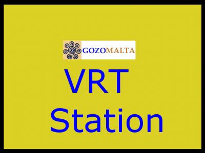 VRT Station Victoria Gozo