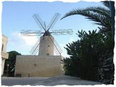 Ta' Kola Windmill